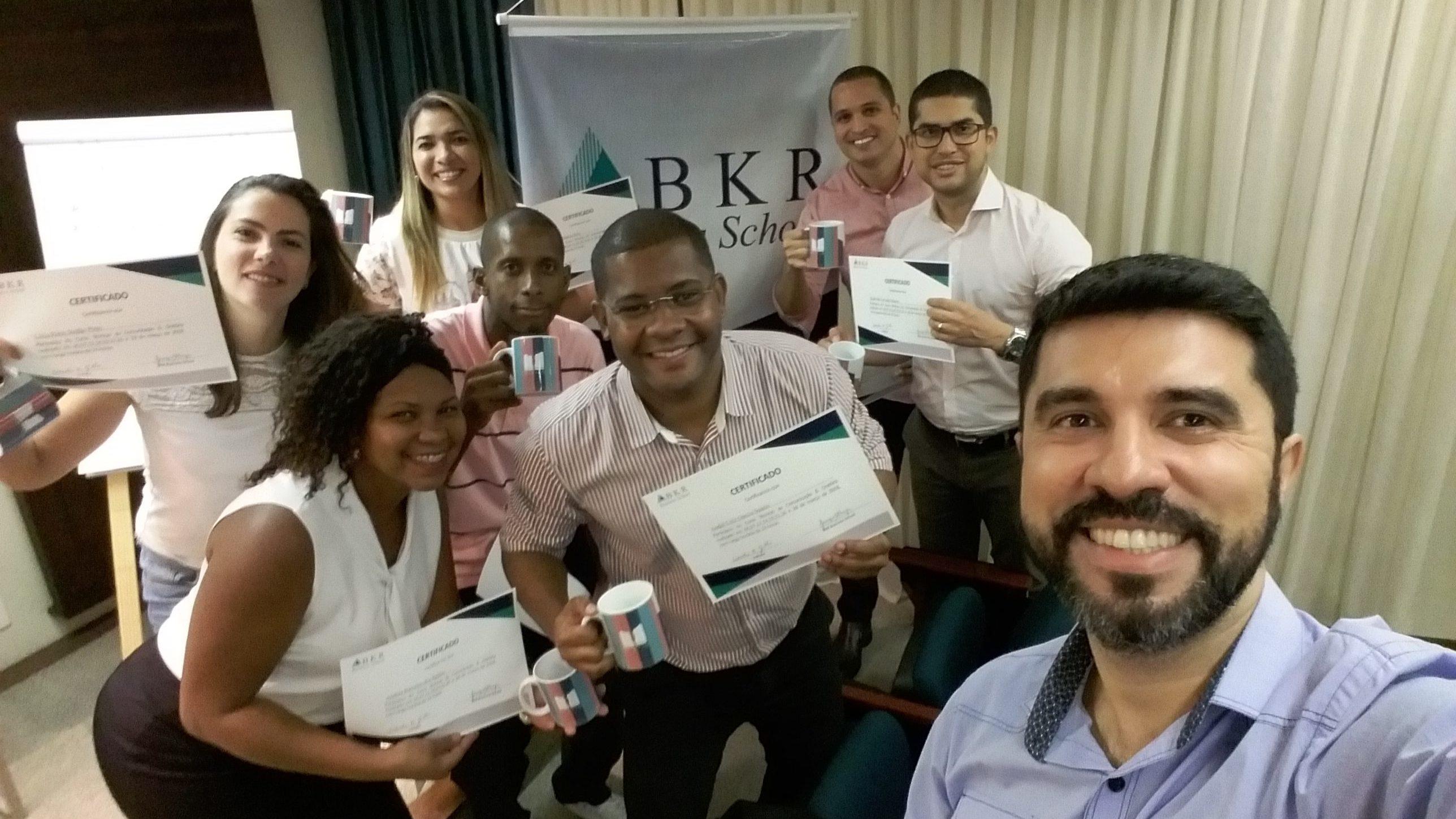 BKR Business School Curso de Oratória RJ