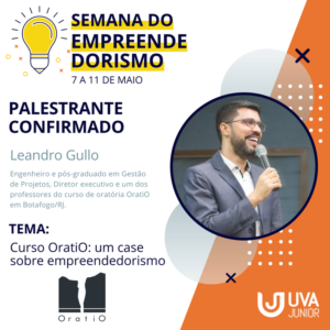Semana Empreendedor UVA CENTRO RJ