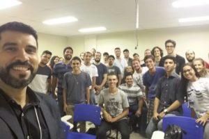 WorkEng Workshop das Engenharias UFRJ Campus Macaé Curso de Oratória UFRJ