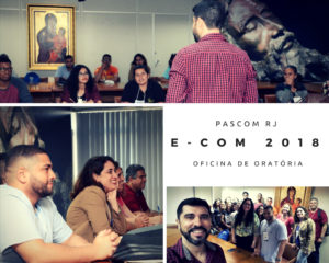PASCOM 2018 COMUNICADORES CATÓLICOS RJ
