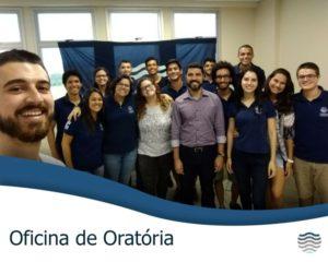 Empresa Junior Catena Consultoria UFRJ Curso de Oratória Rio de Janeiro