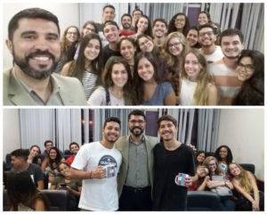 CEFET JR EMPRESA JUNIOR RIO DE JANEIRO ORATÓRIA CURSO