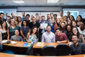 Fundação Estudar RJ Grupo Alumni curso de oratória